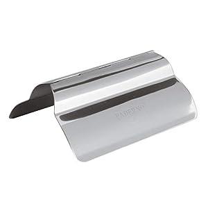 Paderno 42510-00 Pinza per Affettati – Pinza a molla per salumi in acciaio inox 18/10, prendi fette metallico 11 x 6 cm… 17