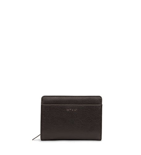 Matt & Nat Webber Small Vintage Wallet, Black