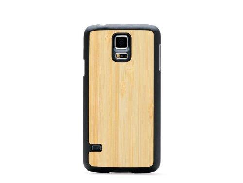 samsung galaxy s5 bamboo case - 4