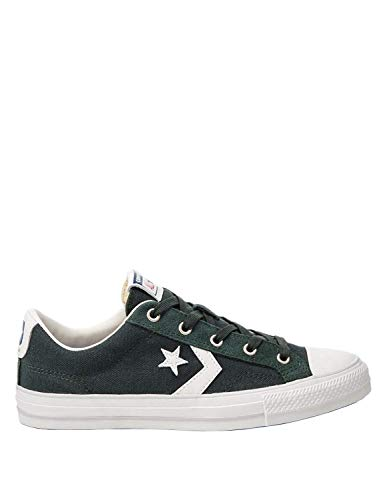 Converse Men's Star Player Sneakers Green in Size US 11