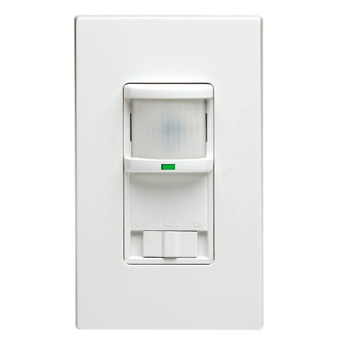 Leviton PR150 1LW Infrared Occupancy Residential