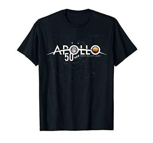 - Apollo 11 50th Anniversary Moon Landing 1969 2019 T Shirt