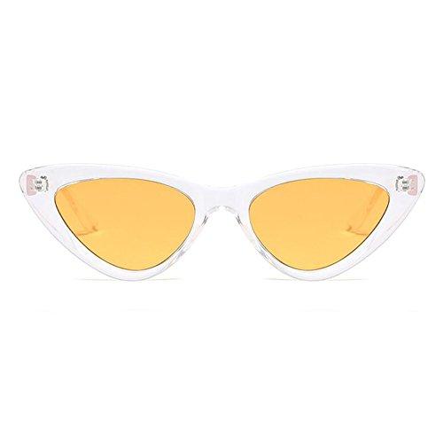 Mod Chic Cat Femmes Meijunter Lunettes C6 De Super Soleil Mode Eyewear Vintage Eye Retro Triangle EIawxq5wT
