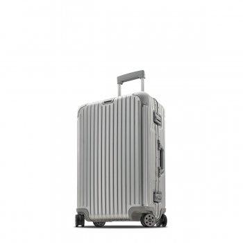 RIMOWA(リモワ) スーツケース レディース/メンズ 924.63.00.4 トパーズ 4輪 68L シルバー [並行輸入品] B01MZG8UVC