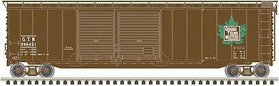 ★お求めやすく価格改定★ Atlas ATL20004413 HO 50フィート ダブルドアボックス HO GTW B07G7J71BT #596294 50フィート B07G7J71BT, リンガーハット:84487c49 --- diceanalytics.pk