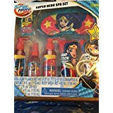 DC Comics DC Superhero Girls Spa Set Cosmetics