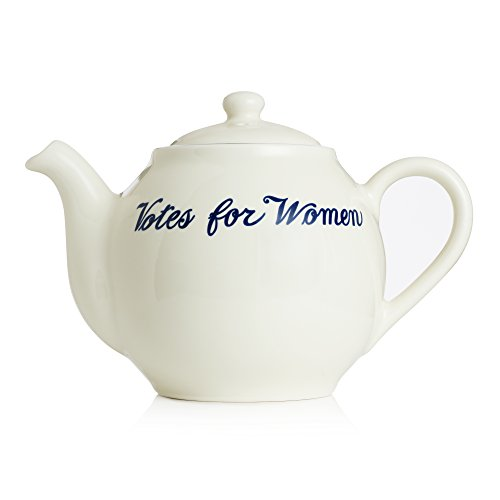 Votes for Women Teapot by The Preservation Society of Newport - Newport In Stores Ri