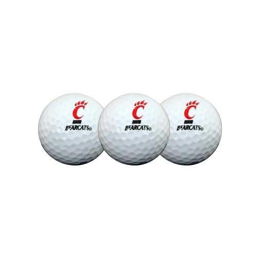 - Team Effort Cincinnati Bearcats Golf Ball 3 Pack