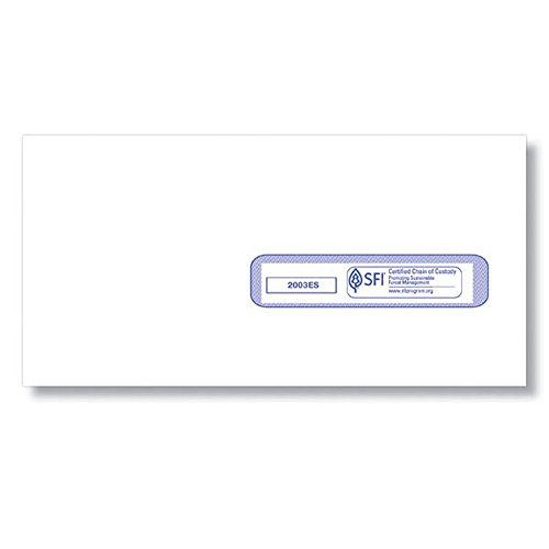 ADA Self Seal Envelope 2002,04,06 Version500/BX by The Filing Supplies Shop