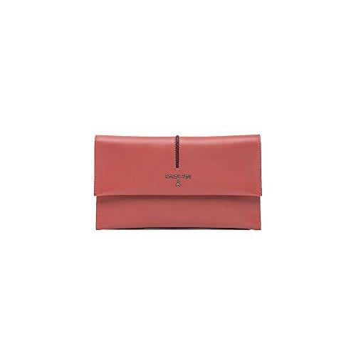 PATRIZIA PEPE Tasche Damen Pochette Leder Bicolor - 2V5460-A2OI-I2IY