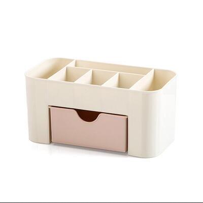 Shounahe - Mini caja de maquillaje para cosméticos, estuches ...