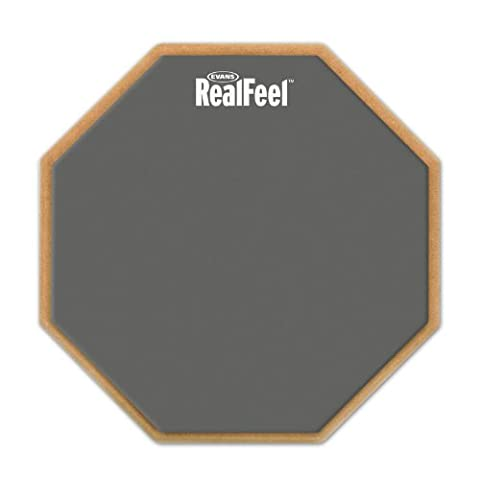 RealFeel by Evans Practice Pad, 6 Inch