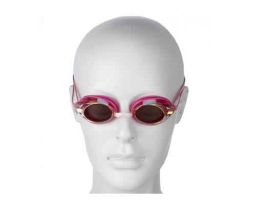 Speedo Vanquisher 2.0Lunettes de natation des jeunes (lentilles espejadas) bleu