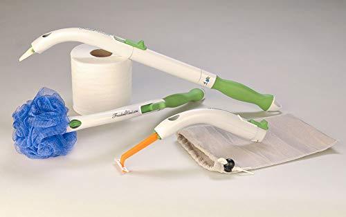 Self Wipe Bathroom Toilet - Freedomwand Personal Hygiene & Bathroom Aid Toilet Tissue Tool