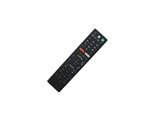 Voice Remote Control for Sony KD-55XD8599 FW-55XD8501 RMF-TX200U  XBR-43X800D XBR-100Z9D KD-43XD8088 4K HDR Ultra HD Android TV