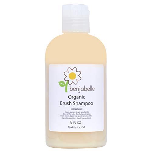Benjabelle Brush Shampoo (8oz) (Best Makeup Brush Shampoo)