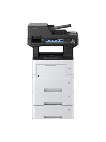 Kyocera 1102V32US0 ECOSYS M3645idn Multifunctional B/W Printer, Up To 47 PPM, Up to 1200 DPI Printing Quality, Up to 150000 Pages a Month, Mobile Printing Support