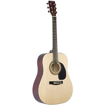 Amazon.com: Johnson JG-610-B 610 Player Series Acoustic Guitar ...