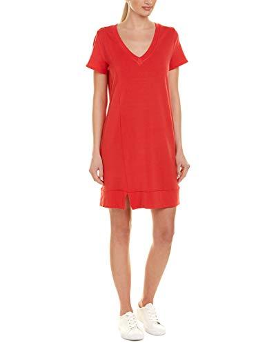 - Heather Womens by Bordeaux Seamed Shift Dress, L