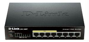 D-Link Systems 8-Port Gigabit Unmanaged - By
