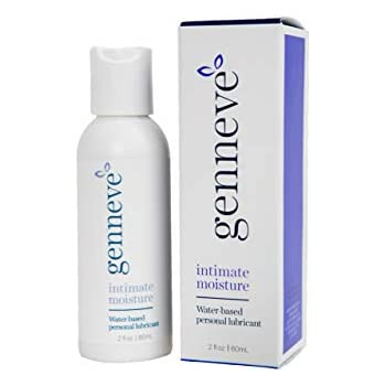 2-in-1 Menopause Lubricant and Feminine Moisturizer, All-natural Personal Lube for Vaginal Dryness, No Added Parabens, Hormones, Fragrance, Travel-sized (2 Ounces)