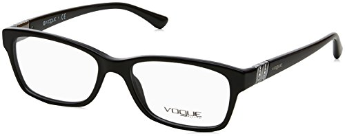 Vogue VO2765B Eyeglass Frames W44-5116 - Black - Eyeglass Vogue