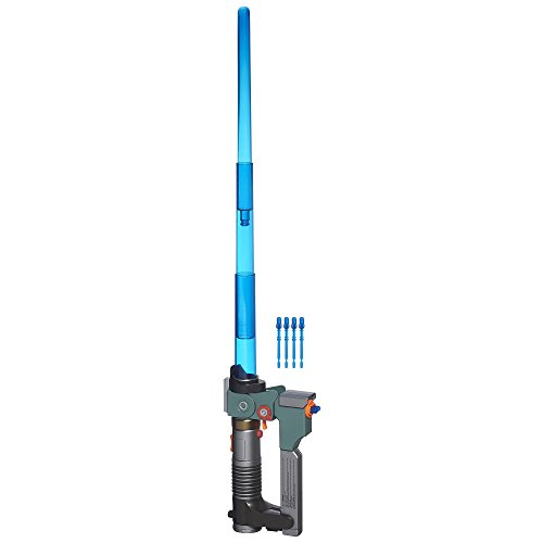 - Star Wars Ezra Bridger Lightsaber Blaster