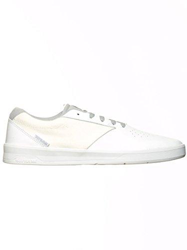 Chaussure Supra Lucien Clarke Signature Series Shifter Blanc-Light Gris