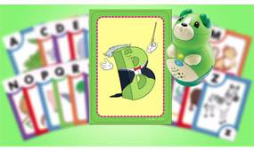 features fun letter characters from the award winning letter factory dvd
