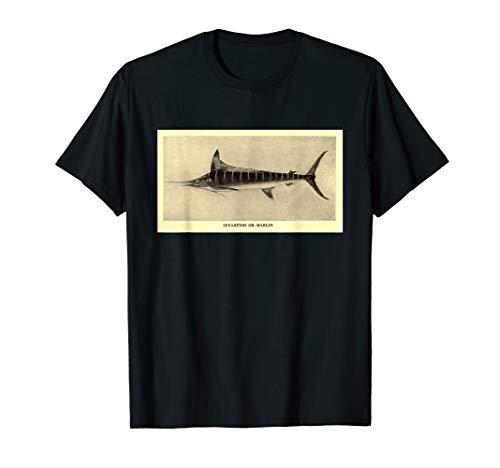 Atlantic Blue Marlin T Shirt
