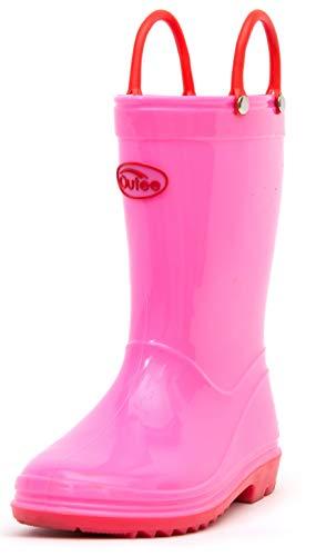 size 12 kids rain boots - 4