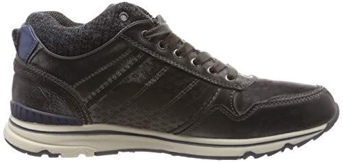 42mo005 Noir By Gerli schwarz Homme 100 Sneakers Dockers Basses qngfEv66z