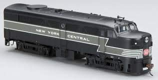 Bachmann Industries Alco FA2 DCC Ready Diesel HO Scale New York Central Locomotive