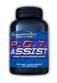 (PCT Assist by CEL ( Competitive Edge Labs ): All-In-One Post Cycle Therapy Supplement - Increase Natural Testosterone Levels. 120 Caps)