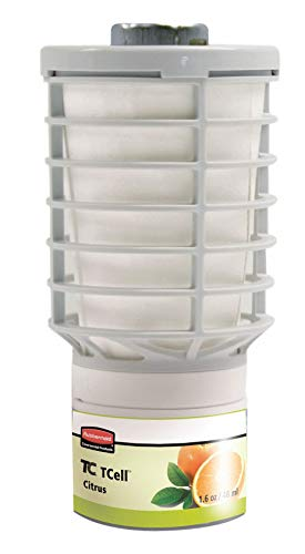 - Rubbermaid Commercial FG402113 TCell Air Freshener Refill, Citrus