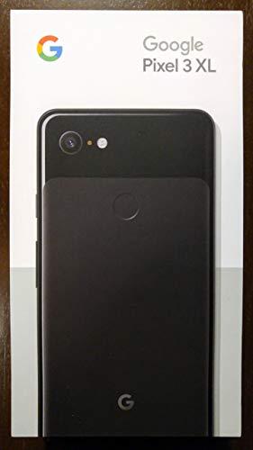 Google Pixel 3 XL Unlocked GSM/CDMA - US Warranty (Just Black, 64GB)