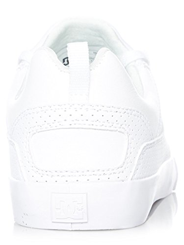 DC Shoes Heathrow Vulc - Shoes - Schuhe - Männer - EU 40.5 - Weiss