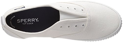 Sperry Top-Sider Women's Crest Creeper CVO Sneaker White reliable for sale W3AbC