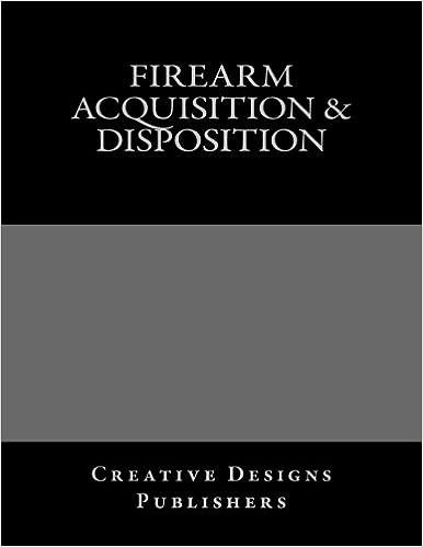 Firearm Acquisition & Disposition: Jumbo Size