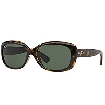Amazon.com: Ray-Ban Women's RB4101 Jackie Ohh Sunglasses