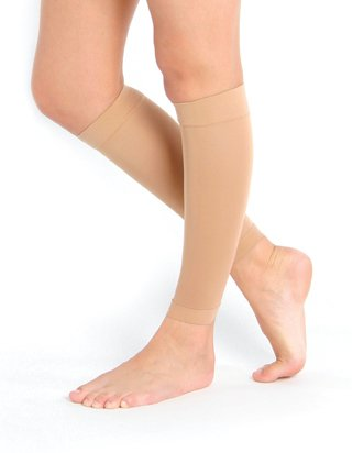 Graduated Compression Splint Support Sleeves