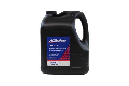 (Genuine GM Fluid 88861954 DEXRON-VI Automatic Transmission Fluid - 1 Gallon)