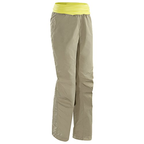 Arc'Teryx Women's Emoji Pant - Light Carbide - 2