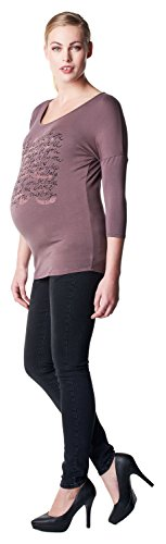 NOPPIES Vêtements de grossesse T-shirt manches longues Jaida