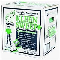 (Kleen 1815 Kleen Sweep Plus Sweeping Compound (Box of 50 lbs))