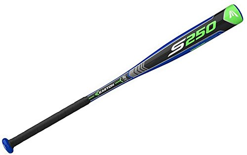 Easton 2018 USA Baseball 2 1/4 S250 Youth Baseball Bat -10, 27