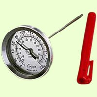 Chattanooga Dial Thermometer