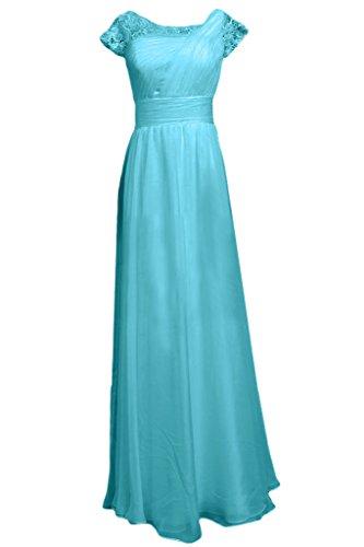 TOSKANA BRAUT - Vestido - trapecio - para mujer Azul