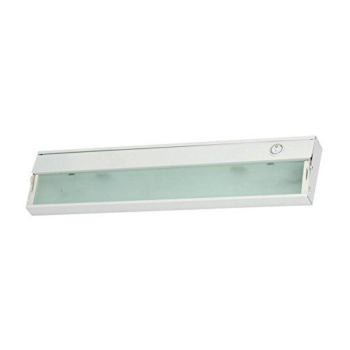 Alico ZeeLite 2 Light Xenon Under Cabinet Lighting in White by Alico