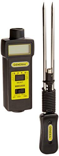 General Tools MMG608 Grain Moisture Meter